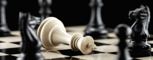 Fracaso público, martirio privado: momento de estrategia